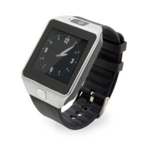 Smart Watch Oro/Plata