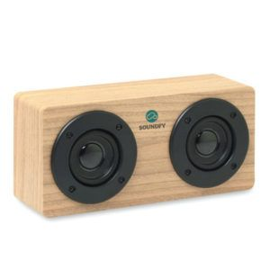 Altavoz Madera Sonictwo