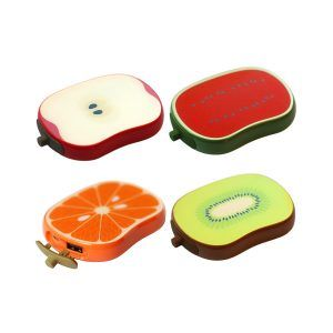 Power Bank Frutas