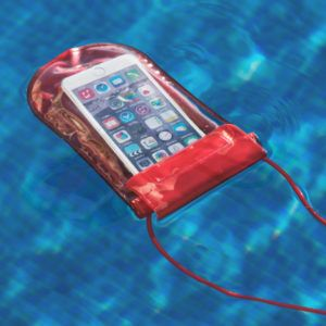 Funda Móvil Impermeable Playa
