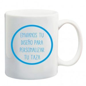 Taza sublimación blanca 350ml