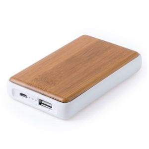 Power Bank Bambú 4000mah