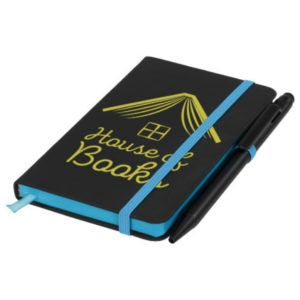 Libreta A6 bordes en color