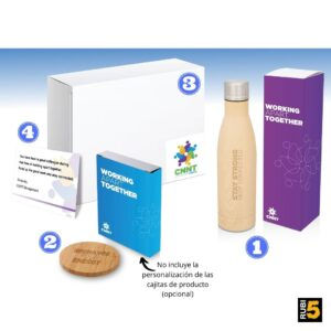 Welcome Pack Ecológico